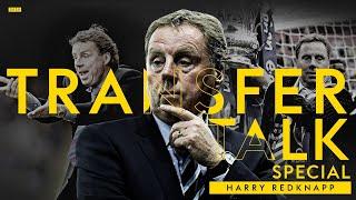 Harry Redknapp on nearly signing Shevchenko & Hazard, begging Ferdinand to stay & transforming Bale