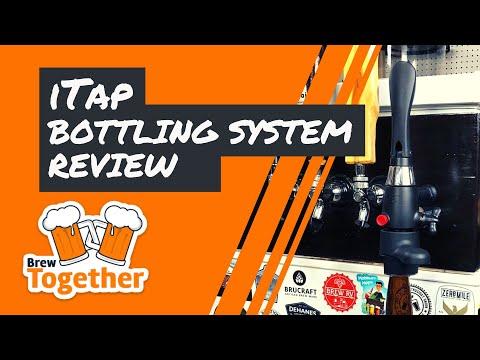 Boel Technologies iTap Counter Pressure Bottle Filler For PET Bottles