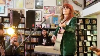 Jenny Lewis at Fingerprints Records Part One - 3/23/2019