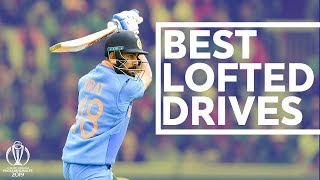 Who Played It Best? | Best Lofted Drives of the World Cup | Part 1 | ICC Cricket World Cup 2019