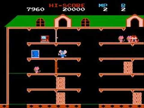 Mappy Nes Youtube