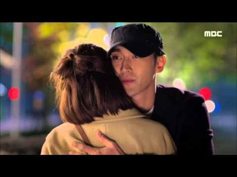 [She was pretty] 그녀는 예뻤다 ep.15 Choi Si-won hugs Hwang Jeong-eum and leave her  20151105