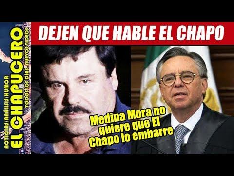 Trump y El Chapo podrían ser los mejores aliados de AMLO vs ministros