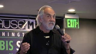 """Tommy Chong """"Medicine for the Brain""""  ThcTv"""