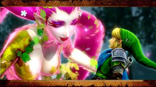 Hyrule Warriors: ALL Characters, All Weapons, All Combos, All Specials the Complete Compilation