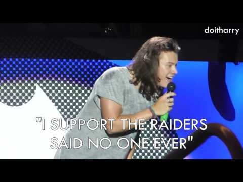 Harry Styles King of Entertaining the Crowd - Part 3
