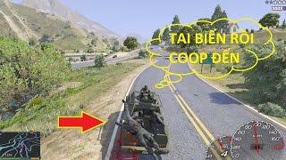 GTA 5 Đại Chiến: Tập 3 - Vận chuyển Insurgent (Offroad) cùng đồng đội