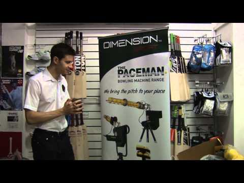Dimension Sport Paceman Strike Cricket Bowling Machine