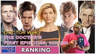 Doctor Who: Ranking The Doctor's First Episodes