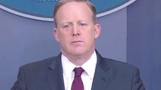Spicer Asked If Trump Is Still