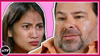 10 Most Uncomfortable Big Ed and Rose Moments - 90 Day Fiance