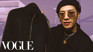 Jackson Wang Shops for the Perfect Tracksuit   Vogue