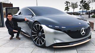 ТЕСТ MERCEDES S-CLASS 2021! BMW и Audi должны ответить, но смогут ли? Обзор. EQS. Maybach. Япония.