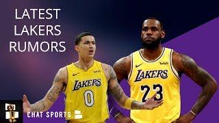 Lakers Rumors: LeBron Wants Luke Walton Fired? Kuzma Slams Orlando Magic, Anthony Davis Trade Update