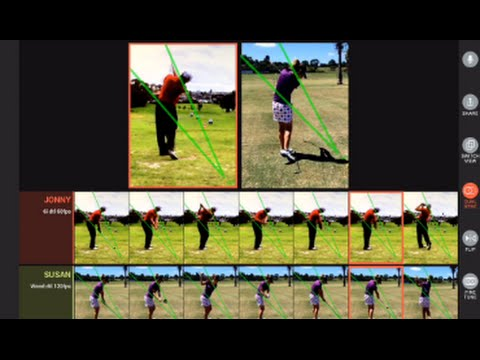 SwingProfile Compare Swings Short
