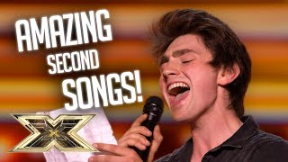 WOAH! SAVED BY THE 2ND SONG! | The X Factor UK