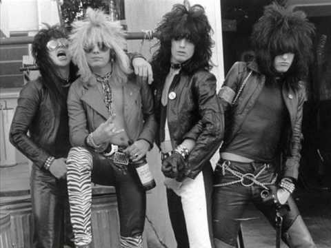 Mötley Crüe - Piece of Your Action