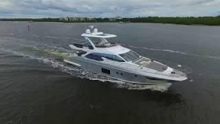 2018 Azimut 66 Flybridge For Sale at MarineMax Sarasota, Florida