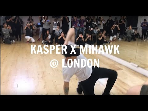 [020417] | SMTOWN EXO Kasper X Mihawk workshop in London