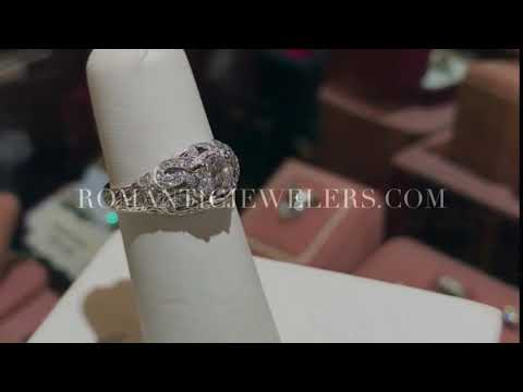 Buy Diamond Engagement Ring Fro Romantic Jewelers