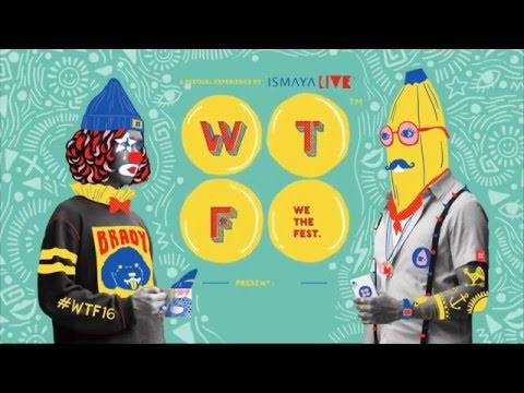 WE THE FEST 2016 - #WTF16 OFFICIAL TEASER