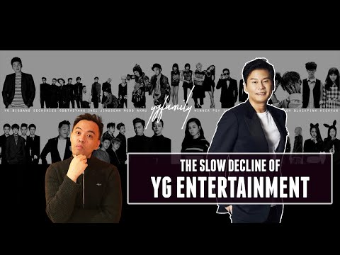 Why I feel YG Entertainment is slowly declining these days (and how they can bounce back)