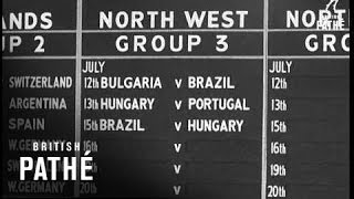 World Cup - The Draw  (1966)