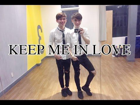 KEEP ME IN LOVE - Hồ Ngọc Hà (Choreography by Bin Gà)