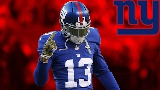 Odell Beckham Jr. All Touchdowns 2016/17 Season Highlight by/@IdrisLe10zer