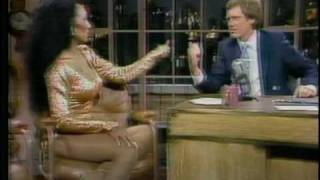 Darcel Wynne - Solid Gold Dancer and Actress on David Letterman - 1983