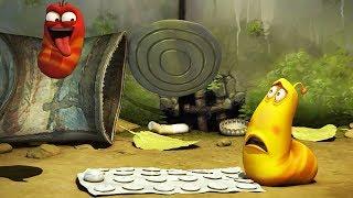 LARVA - BUBBLE WRAP | Cartoon Movie | Cartoons For Children | Larva Cartoon | LARVA Official