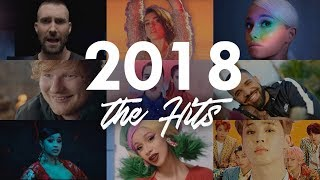 HITS OF 2018 | Year - End Mashup [+150 Songs] (T10MO)