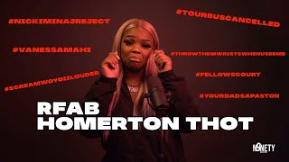 MISS RFABULOUS - HOMERTON THOT (IVD DISS TRACK)