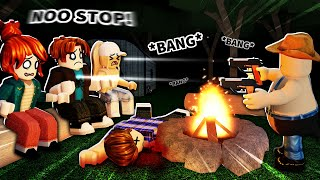 Roblox camping but I'm the bad guy