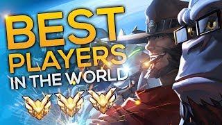 BEST GAME EVER GAMEPLAY OVERWATCH !!!
