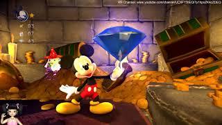 Thơ Nguyễn chơi game giải thoát cho chú chuột mickey đáng yêu tập 8