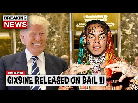 6ix9ine Snitches & Trump Wants Him Released...