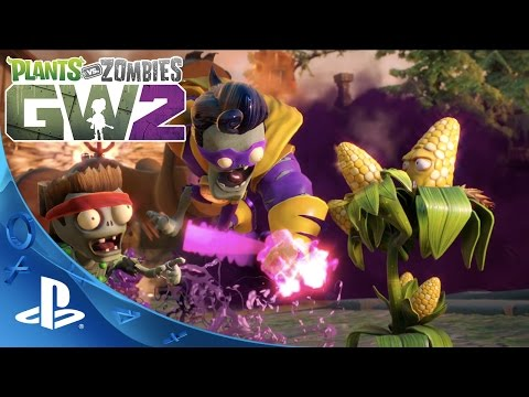 Plants vs. Zombies™: Garden Warfare 2 Video Screenshot 2