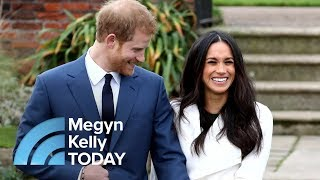 Royal Expert On Prince Harry And Meghan Markle: 'Like Lovesick Puppies' | Megyn Kelly TODAY