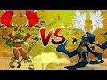 Video Krateria PVP - No Worrys vs Kow-Praks