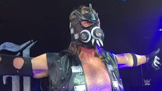 AJ Styles dons mask for WWE Live in Tokyo