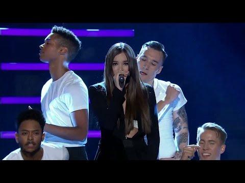 Hailee Steinfeld - Love Myself/Starving (Live) - Idol Sverige (TV4)