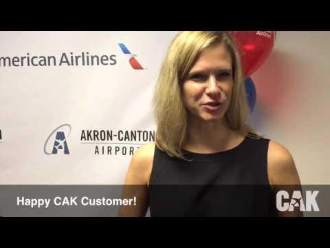 American Airlines Inaugural Flight to New York (LGA)