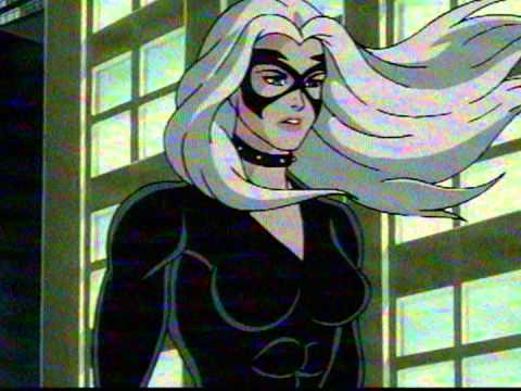 black cat spider man the animated series Quotes