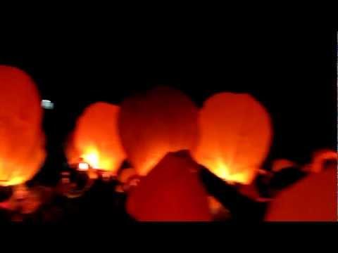 Небесні ліхтарики, Чернівці!