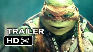 Ver completa   Teenage Mutant Ninja Turtles Official 'Knock Knock' Trailer (2014) – Megan Fox Movie HD