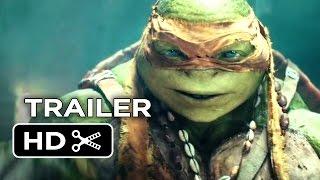 Ver completa   Teenage Mutant Ninja Turtles Official 'Knock Knock' Trailer (2014) – Megan Fox Movie HD