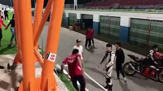 Đánh nhau tại trường đua Mô Tô ĐẠI NAM