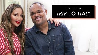 Adrienne & Israel Houghton's Dream Vacation | All Things Adrienne