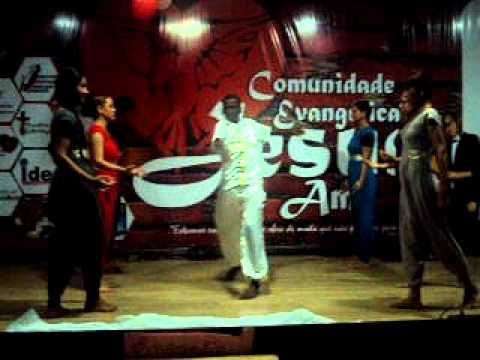 Baixar Arianne - Jesus (coreografia do MIDCA).avi